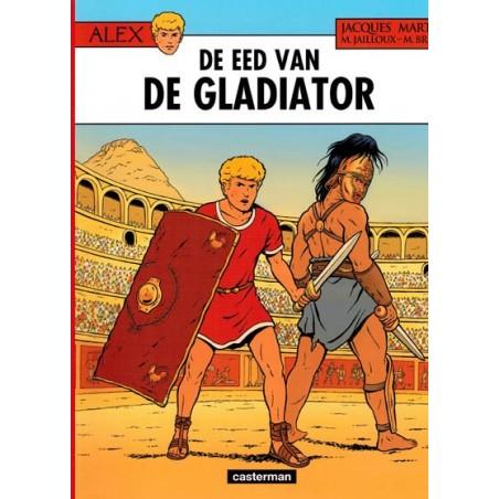 Alex  36 De eed van de gladiator (naar Jacques Martin)