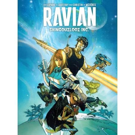 Ravian   Oneshot 01 Shingouzlooz inc. (naar Mezieres & Christin)