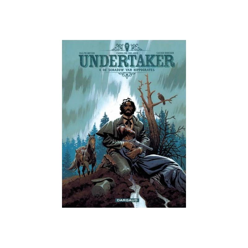 Undertaker  04 De schaduw van Hippocrates