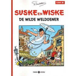 Suske & Wiske   classics 12 De wilde weldoener