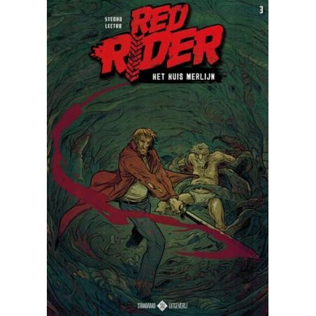 Rode Ridder   Red rider 03 Het huis Merlijn