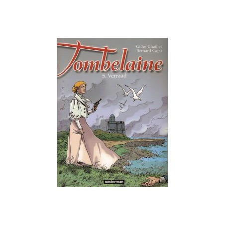 Tombelaine 05 Verraad