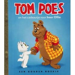 Tom Poes  HC Gouden boekje Het cadeautje voor heer Ollie (naar Marten Toonder)