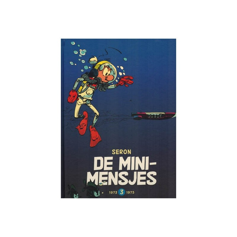 Minimensjes  integraal 03 HC 1973-1975