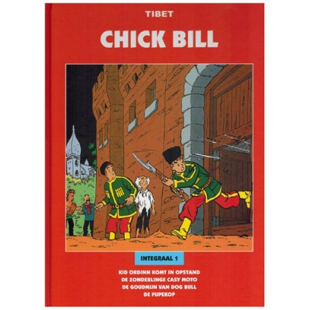 Chick Bill   integraal 01 HC