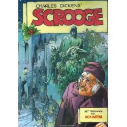 Matena  strips Scrooge (naar Charles Dickens)
