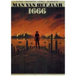 Man van het jaar 10 HC 1666 De man die aan de basis lag van de grote brand in Londen