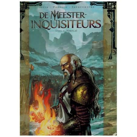 Meester inquisiteurs 03 Nikolai