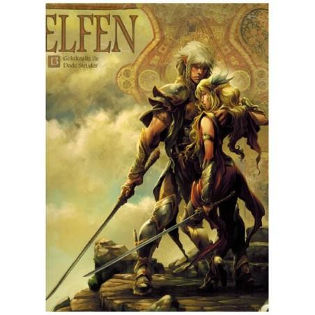 Elfen  13 Gelukzalig, de dode strijder