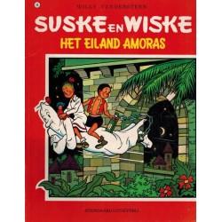 Suske & Wiske 68 Het eiland Amoras herdruk
