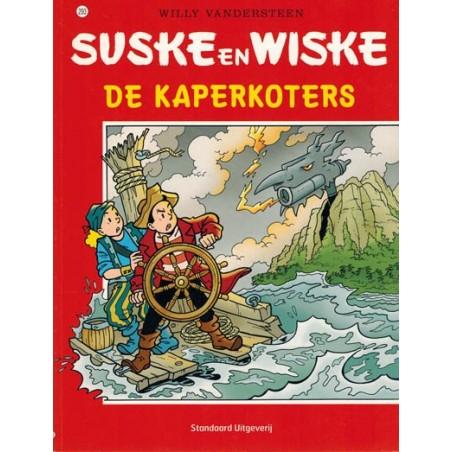 Suske & Wiske 293 De  kaperkoters 1e druk 2006 (naar Willy Vandersteen)