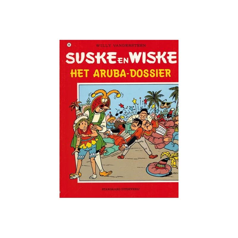 Suske Wiske 241 Het Aruba Dossier 1e Druk 1994 Naar Willy