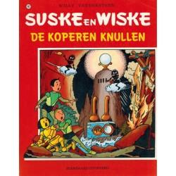 Suske & Wiske 182 De koperen knullen herdruk (naar Willy Vandersteen)