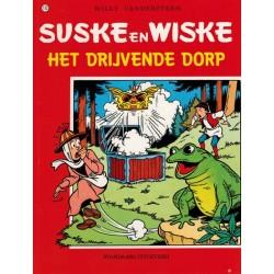 Suske & Wiske 173 Het drijvende dorp herdruk (naar Willy Vandersteen)