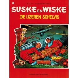 Suske & Wiske 076 De ijzeren schelvis herdruk