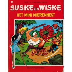 Suske & Wiske 075% Het mini mierennnest herdruk