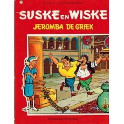 Suske & Wiske 072 Jeromba de Griek herdruk