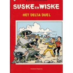 Suske & Wiske A5 reclamealbum De trotse tabloid 06 Het Delta duel 1e druk 2007
