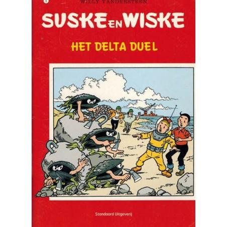Suske & Wiske reclamealbum A5 De trotse tabloid 06 Het Delta duel 1e druk 2007