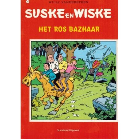 Suske & Wiske reclamealbum A5 De trotse tabloid 10 Het ros Bazhaar 1e druk 2007