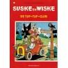 Suske & Wiske reclamealbum A5 De trotse tabloid 11 De Tuf-tuf club 1e druk 2007