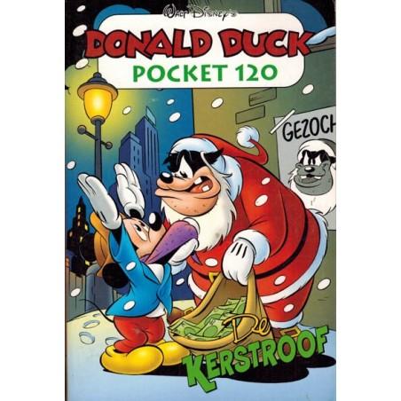 Donald Duck pocket 120 De kerstroof 1e druk