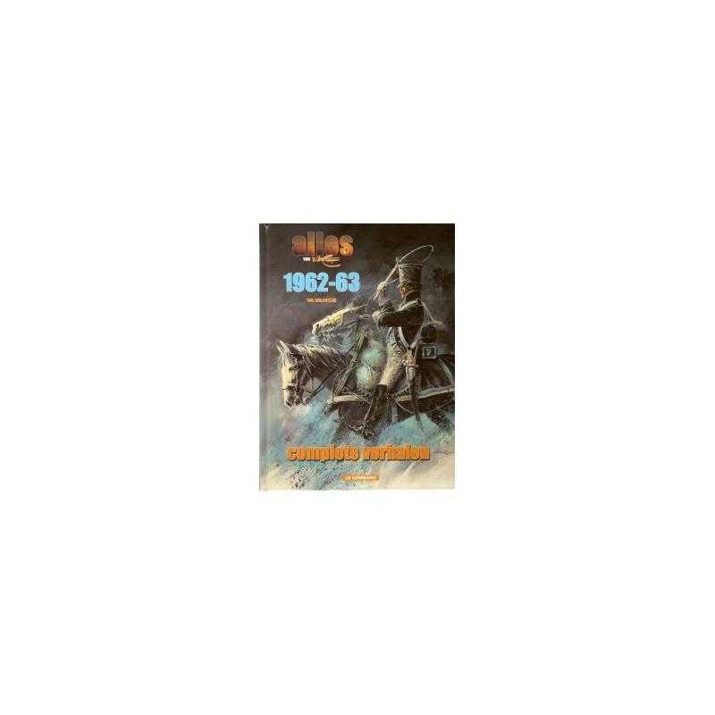 Alles van Vance 01 HC Complete verhalen 1962-63 1e druk 2003