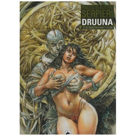 Druuna   Integraal pakket 4 De vergeten planeet / De kloon + Western collectie integraal 1