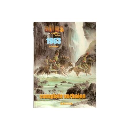 Alles van Vance  02 HC Complete verhalen 1963