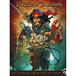 Pirates of the Caribbean Filmstrip The curse of the Black Pearl