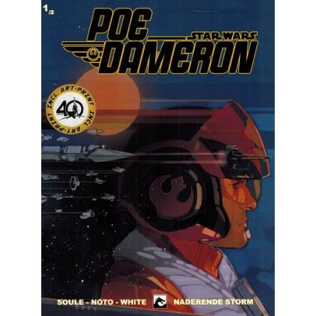 Star Wars  NL set Poe Dameron Naderende storm deel 1 & 2