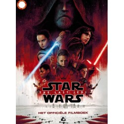Star Wars  NL Officiele filmboek The last Jedi