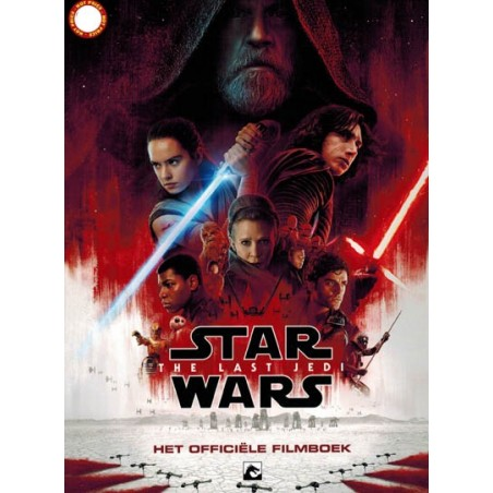 Star Wars  NL Officiele filmboek The last Jedi