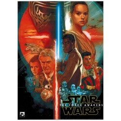 Star Wars  NL Filmboek HC 07 The forse awakens