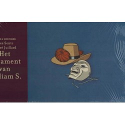 Blake & Mortimer  Luxe 24 Het testament van William S.