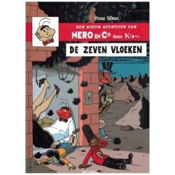 Nero  Onehot HC 01 De zeven vloeken (naar Marc Sleen)