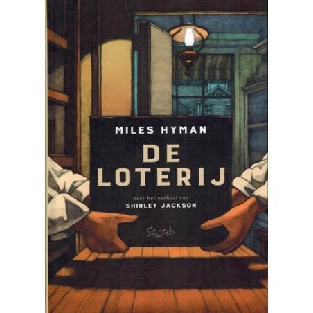 Hyman strips HC De loterij (naar een verhaal van Shirley Jackson)