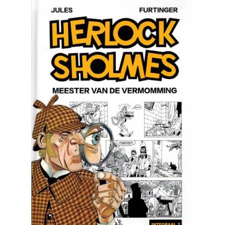 Herlock Sholmes integraal 02 HC Meester van de vermomming