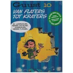 Guust Flater   Chronologisch 10 HC Van flaters tot kraters [gags 514-548]
