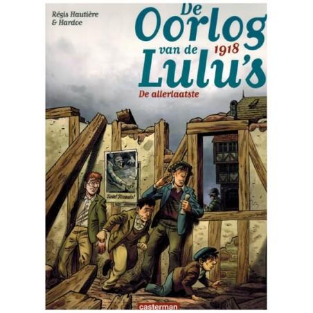 Oorlog van de Lulu's 05 1918: De allerlaatste