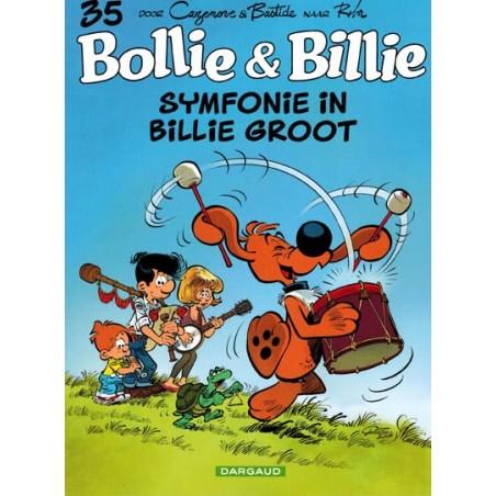Bollie en Billie  35 Symfonie in Billie groot