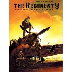 Regiment Het verhaal van de SAS HC 01