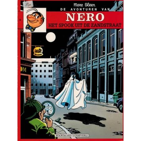 Nero 134 Het spook uit de Zandstraat 1e druk 1996
