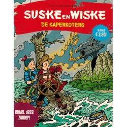 Suske & Wiske reclamealbum % De kaperkoters (Enkel deze zomer!) 2013