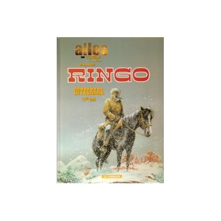 Alles van Vance Ringo integraal set deel 1 & 2 1e drukken 2004
