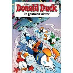Donald Duck  pocket 270 De gestolen winter