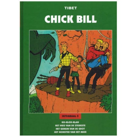 Chick Bill   integraal 02 HC
