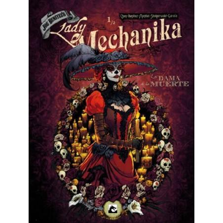 Lady Mechanika set La dama de la muerte deel 1 & 2