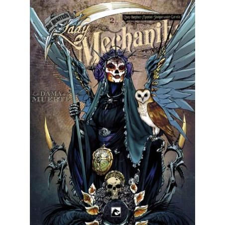 Lady Mechanika IV La dama de la muerte 02