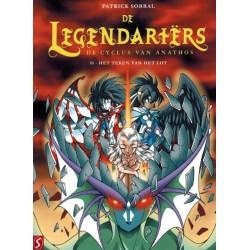 Legendariers 10 Het teken van het lot